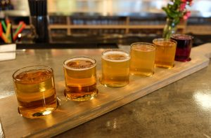 sonoma cider flight